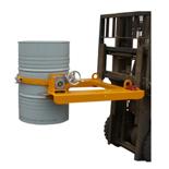 33948674 Uchwyt do beczek do wózka widłowego miproFork TWB-O 200 (udźwig: 350 kg, pojemność beczki: 200 L)