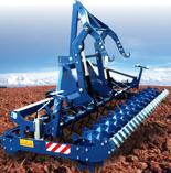 95247935 Agregat uprawowo-siewny U 659 (szerokość robocza: 3 m, liczba zębów: 21, zapotrzebowanie mocy: 80 KM)