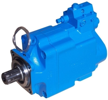 DOSTAWA GRATIS! 01539140 Pompa hydrauliczna tłoczkowa o zmiennej wydajności HydroLeduc (obj geometryczna: 75cm³, prędkość obrotowa: 2000min-1/obr/min)