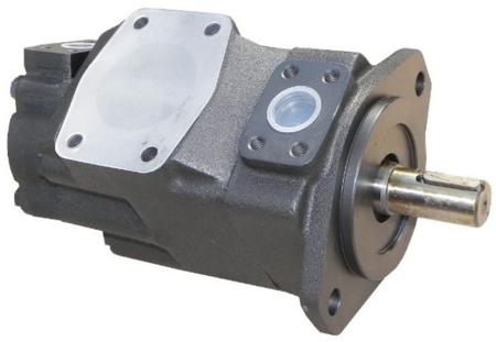 DOSTAWA GRATIS! 01539183 Pompa hydrauliczna łopatkowa dwustrumieniowa B&C (objętość geometryczna: 112,7+55,2 cm³, maks. prędkość: 2400 min-1 /obr/min)