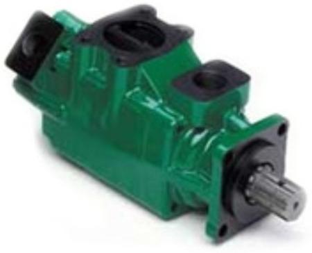 DOSTAWA GRATIS! 01539212 Pompa hydrauliczna łopatkowa dwustrumieniowa B&C (objętość geometryczna: 78,3+45,9 cm³, maks prędkość: 2500 min-1 /obr/min)