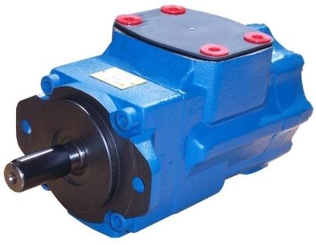 DOSTAWA GRATIS! 01539223 Pompa hydrauliczna łopatkowa dwustrumieniowa B&C (objętość robocza: 70,3 + 46,0 cm³, maks. prędkość: 2200 min-1 /obr/min)