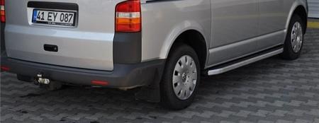 DOSTAWA GRATIS! 01655691 Stopnie boczne - Ford Transit Custom short (długość: 205 cm)