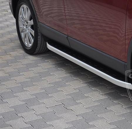 DOSTAWA GRATIS! 01655728 Stopnie boczne - Mazda CX-9 (długość: 193 cm)