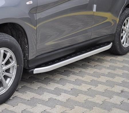 DOSTAWA GRATIS! 01655736 Stopnie boczne - Mitsubishi ASX (długość: 182 cm)
