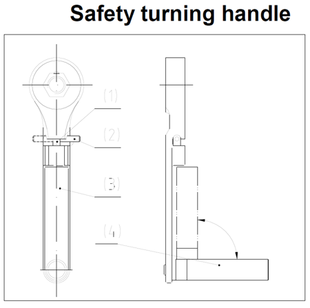DOSTAWA GRATIS! 31026278 Uniwersalny podnośnik hydrauliczny ze stali (udźwig: 3 T)