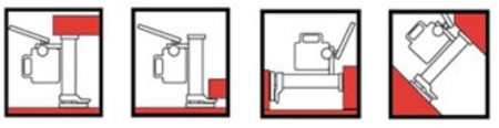 DOSTAWA GRATIS! 310661 Uniwersalny podnośnik hydrauliczny niskoprofilowy (udźwig: 25 T)