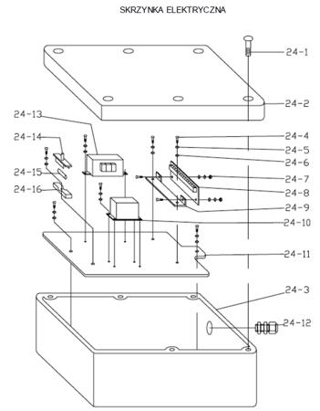 DOSTAWA GRATIS! 3109773 Stół podnośny elektryczny (wymiary platformy: 850x1300mm, udźwig: 2000 kg, wysokość podnoszenia min/max: 230-1000 mm)