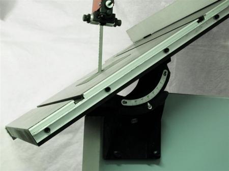 DOSTAWA GRATIS! 44349944 Piła taśmowa Holzmann 400V (wymiary obrabianego przedmiotu: 490/285 mm, wymiary blatu: 770x500 mm)