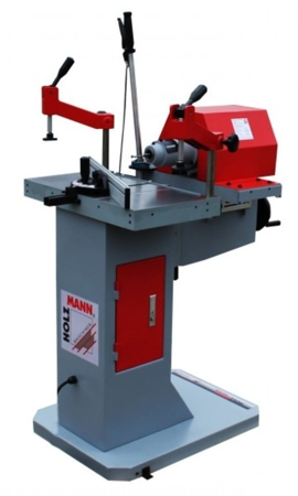 DOSTAWA GRATIS! 44350008 Wiertarka pozioma Holzmann 400V (droga posuwu w poprzek: 290 mm, wymiary stołu: 570x300 mm)