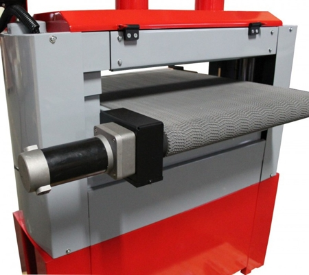 DOSTAWA GRATIS! 44350040 Szlifierka szerokotaśmowa dwu walcowa Holzmann 400V (max szer. szlifowania: 640 mm)