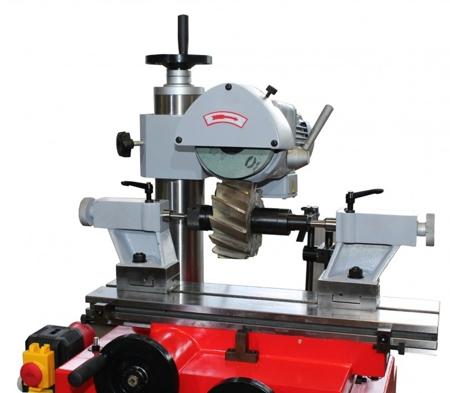 DOSTAWA GRATIS! 44350097 Uniwersalna szlifierko-ostrzałka narzędziowa Holzmann (maks. średnica szlifowania: 125mm, maks. długość szlifowania: 320mm, moc: 018 kW)