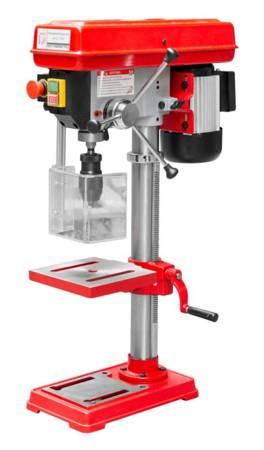 DOSTAWA GRATIS! 44353107 Wiertarka kolumnowa Holzmann 400V (max wydajność wiercenia: 16 mm, podstawa: 170x160mm, moc: 560 W)