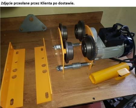 DOSTAWA GRATIS! 55946118 Wózek elektryczny Industrial 0,5T (udźwig: 0,5 T)