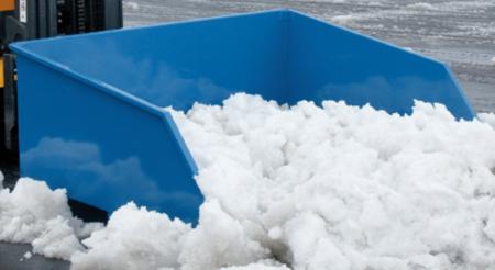 Pojemnik do śniegu i piasku GermanTech SK 1 (pojemność: 1000 L) 99724702