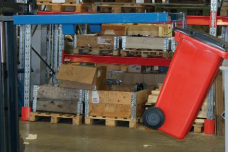 SWARK Uchwyt do opróżniania koszy na śmieci GermanTech (pojemniki od 40 do 400 L) 99724731