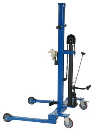 SWARK Wózek podnośnikowy ręczny do beczek GermanTech (udźwig: 300 kg) 99724855