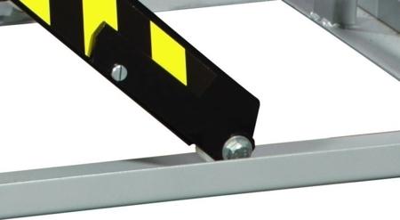 Stół podnośny elektryczny  (wymiary platformy: 850x2000 mm, udźwig: 2000 kg, wysokość podnoszenia min/max: 250-1300 mm) 3109775