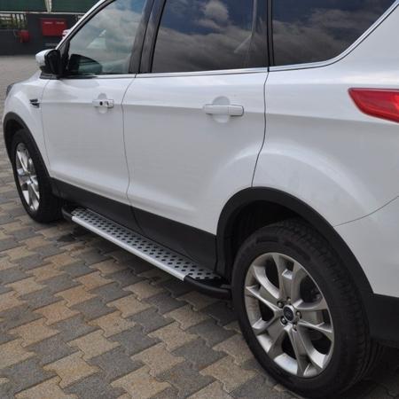 Stopnie boczne - Ford Transit Custom long (długość: 235 cm) 01656007