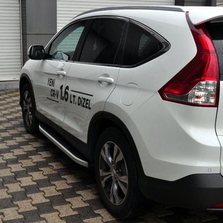 Stopnie boczne - Honda CRV 2007-2012 (długość: 171 cm) 01655693
