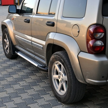 Stopnie boczne - Jeep Renegade 2014- (długość: 171 cm) 01656025