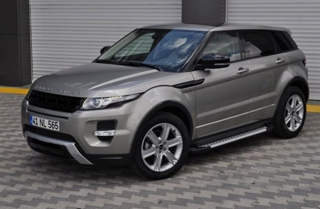 Stopnie boczne - Land Rover Range Rover Evoque 2011- (długość: 171 cm) 01656040