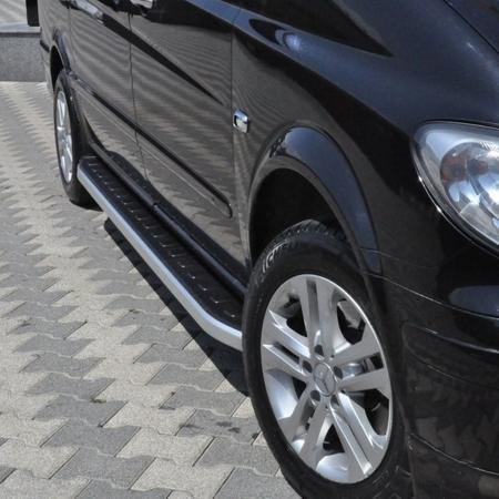 Stopnie boczne - Mercedes Vito W639 2004-2014 short/middle (długość: 238 cm) 01655732