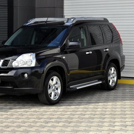 Stopnie boczne - Nissan Murano Z50 2002-2007 (długość: 182 cm) 01656052
