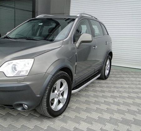 Stopnie boczne - Opel Antara (długość: 171 cm) 01655749