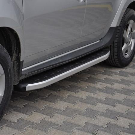 Stopnie boczne - Peugeot Expert 2007-2016 long (długość: 230 cm) 01655758