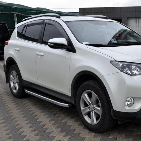 Stopnie boczne - Toyota Rav4 2006-2012 (długość: 161-167 cm) 01655771