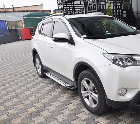 Stopnie boczne - Toyota Rav4 5D 2013+ (długość: 171 cm) 01656081
