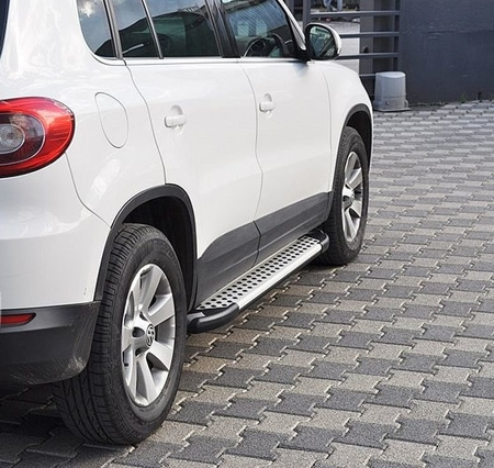 Stopnie boczne - Volkswagen T5 & T6 2015- short (długość: 205-217 cm) 01656085