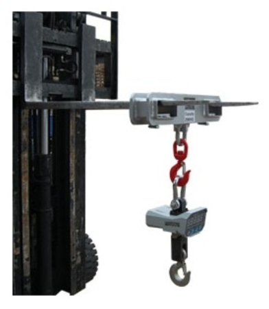Waga hak montowana do wózka CW30 (udźwig: 3 T) 31026273