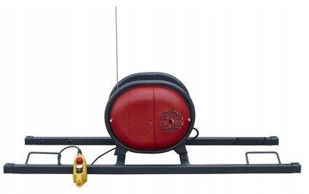 Wciągarka budowlana, linowa elektryczna, sterowanie 15m (długość liny: 30m, udźwig: 325 kg) 08176786