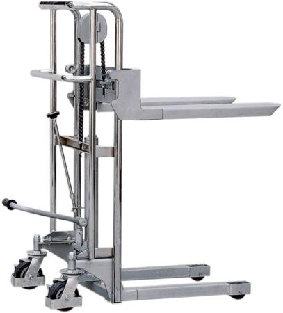 Wózek podnośnikowy z wyciągarką (udźwig: 400 kg) 31046309