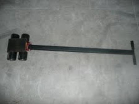 Zestaw rolek transportowych przód i tył (łączny udźwig: 9,0 T) 03015122